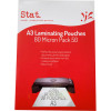 STAT LAMINATING POUCH A3 80 Micron Clear Pack of 50