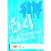 OFFICE CHOICE EXERCISE BOOK A4 64pg