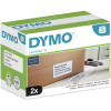 DYMO LW SHIPPING LABELS Suits 4XL 59X102mm 575/Roll