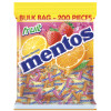 MENTOS LOLLIES Fruit Pillow pack 540g