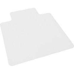 RAPIDLINE CHAIR MAT FOR CARPET Dimpled Large Commercial 1350Mm X 1140Mm