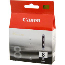CANON CLI8BK INK TANK Photo Black