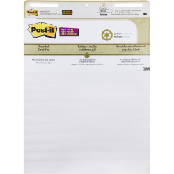 POST-IT 559-RP EASEL PAD Super Sticky 635mm X 775mm