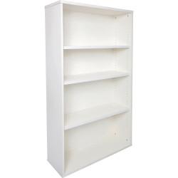 RAPID SPAN BOOKCASE H1200xW900xD315mm White