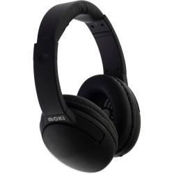 Moki Nero Headphones ACC HPNEBK